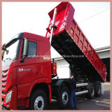 Telescopic Front-End Hydraulic Cylinder para Dump Truck