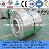 201 2b à partir de bobines d'acier inoxydable à finition Shanghai Baosteel
