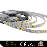 Luz de tira blanca del color LED de IP20 SMD5050