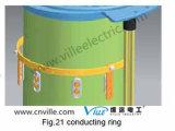Shzv vacío el cambiador de tomas en carga de los transformadores en baño de aceite