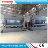 300ton 5 Layers Veneer Hot Press Machine/Woodworking Machinery