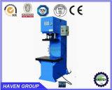 Tipo manual imprensa hidráulica da elevada precisão HP-100C