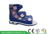 편평한 발 방지를 위한 신발 바닥에 넣는 받침판을%s 가진 소녀 샌들 아이 건강 단화