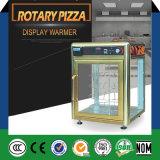Машина подогревателя пиццы витринного шкафа пиццы индикации счетчика пиццы