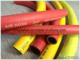 Variopinto 1/4 di pollice liscia il tubo flessibile di gomma dell'acqua dell'aria del coperchio