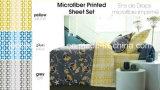 Ensembles de feuille imprimée en microfibre pour adulte