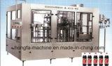 Machine d'embouteillage de boissons carbonatées automatiques