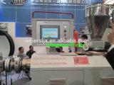 Voller automatischer PVC/PP/PE hölzerner Plastikprofil-Produktionszweig