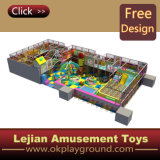 MultifunktionsKids Soft Indoor Playground Equipment für Supermarket (ST1404-11)