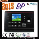 Модель читателя фингерпринта RFID системы посещаемости времени P2p биометрическая (JYF-C081)