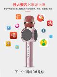 Radio del microfono di karaoke con l'altoparlante di Bluetooth