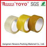 Cinta adhesiva transparente Embalaje Embalaje acrílico cinta de alta calidad de Adhesión de BOPP