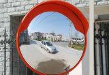 屋内および屋外頑丈なオレンジトラフィックのとつ面鏡