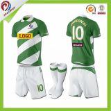 El fútbol barato modificado para requisitos particulares calidad tailandesa Jersey de la ropa de deportes de Dreamfox fija la fábrica