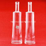 Fabricante de 750ml a 1000ml 1750 ml garrafas de vidro Garrafa de vodka de luxo Super Pedra garrafas de vinho de vidro