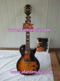 Mahogany тип тела & шеи/Lp изготовленный на заказ/гитара Afanti электрическая (CST-242)