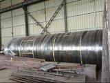 Strumentazione chimica verticale della macchina di bobina del serbatoio di GRP