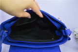 Borse del progettista della signora Satchel Bag Peach PU Leather