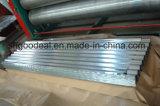 Лист толя алюминия и цинка Corrugated для стали строительного материала