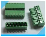 3.5mm 5.0mm 5.08mm Pitch Electronic Pluggable Terminal Block