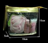 Sacs cosmétiques en vinyle PVC Clear