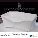 Freistehende reine Acryldiamant-Badewannen