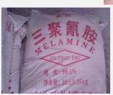 Melamine, C3h6n6, het Poeder van de Melamine