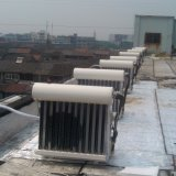 1 Ton Affordabe Solar térmica do tubo de depressão do sistema de ar condicionado