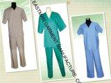 Uniforme bon marché médical pour l'infirmière