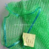 Мешок Raschel PE сетчатый для упаковывая овоща