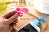 Sommer beweglichen Mini-USB-Ventilator für Handy abkühlend