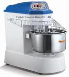 Espiral Dough mezclador para mezclar masa o harina con 25kgs (WHC-50)