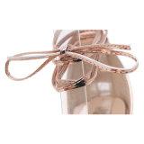 Lace-up сандалии шпилек женщин высокой пятки (HT-S1005)
