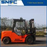 Forklift Diesel da qualidade 4ton de China com motor de Japão