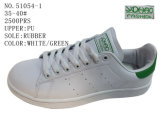 Nr 51054 Witte Dame Shoes Skate Shoes Fashion Schoenen