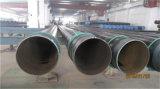 Weifang 3PE del este cubierto vio el tubo de acero