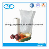 Пластичные мешки еды упаковки