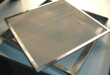 Châssis en acier inoxydable de Wire Mesh Processus Disque/filtre de paquets/écrans