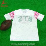 Usura personalizzata di sport della Jersey di rugby di stampa della camicia di rugby