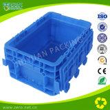 蝶番を付けられたふたが付いている農業の使用法のプラスティック容器
