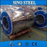 PPGI Cobertura de aço revestida de cor Bobina de aço galvanizado pré-pintada