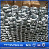 Alambre de acero galvanizado del hierro con precio de fábrica