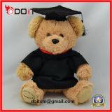 Oso del peluche de la graduación del oso de la graduación del regalo de la graduación