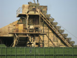 Equipos de minería de oro/buques de dragado de minas de oro para la minería de oro alusivo