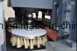 Balai Sande, rouleaux du rouleau quatre de disque, machine de sablage de balai