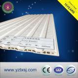 Panneau direct de porte de panneau de mur du prix usine de qualité WPC