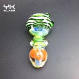 Gute Qualitätshandrohr-starkes Glas leitet schöner Glas-Rohr-schwerer Löffel-Glasrohr-Glas-Trinkwasserbrunnen