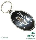 Metalldrucken-Auto Keychain für Förderung