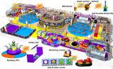 Juich Apparatuur van de Speelplaats Themed van de Kinderen van het Vermaak de Ruimte Binnen toe