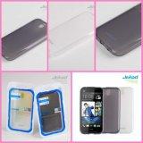 Caso Telefone móvel para o caso de TPU para desejo 608t desejo 600